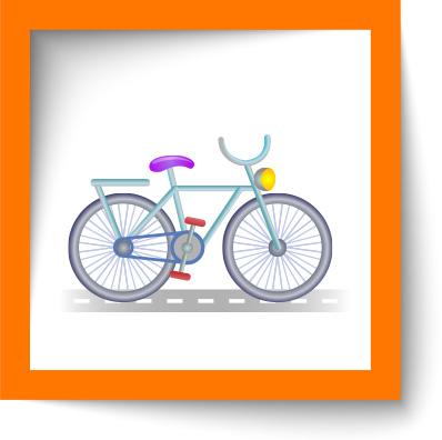 Bicicleta en ingles pronunciacion